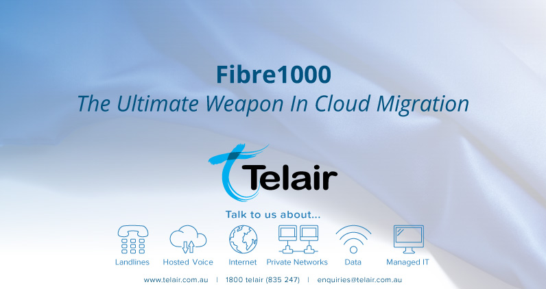 Fibre1000: The Ultimate Weapon In Cloud Migration