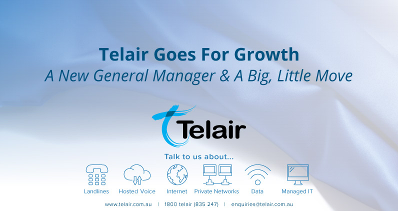 Telair Goes For Growth